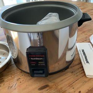 Faberware nutri Steam Rice Cooker